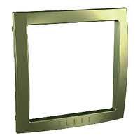 Вставка для рамок Золотистый Unica Schneider, MGU4.000.64