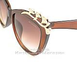 Женские солнцезащитные очки BvLgari Булгари качество модель 2020 года элегантный стиль реплика, фото 2