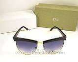 Женские солнцезащитные очки Christian Dior Кристиан Диор элегантный дизайн и утонченность реплика, фото 5