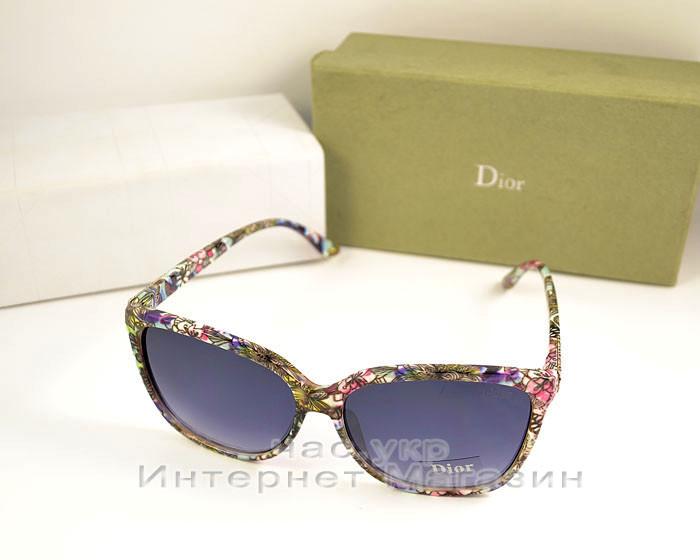 a7d2c9d6b24e Женские солнцезащитные очки Christian Dior Кристиан Диор веселый летний  дизайн реплика - Ваш интернет магазин №