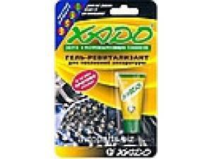Гель для дизельного двигателя XADO 0,009л