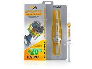 Гель для дизельного двигателя XADO EX120 0,008л