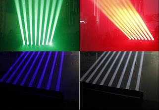 Світлові прилади, LED-прилади, пари
