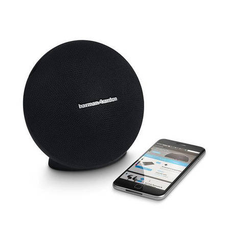 Акустика harman/kardon Onyx Mini Wireless Speaker (HKONYXMINIBLKEU) EAN/UPC: 6925281917202, фото 2