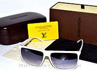 Женские солнцезащитные очки Louis Vuitton LV луи витон качественная копия