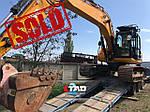 ПРОДАНО!  JCB JS 220 LC 2014 года выпуска привезен из Англии и уже нашел нового владельца!