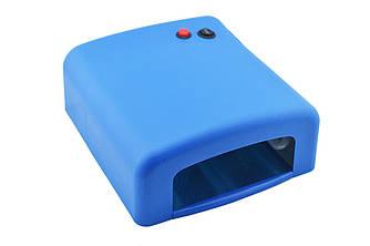 Ультрафиолетовая лампа для ногтей 36Вт K818 Blue (4276)