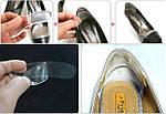 Силиконовые полоски против натирания обуви, силикон, фото 4