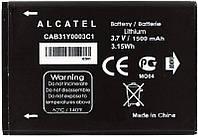 ✅Аккумулятор Alcatel One Touch 6040 / CAB31Y0003C1 (1500 mAh)
