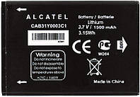 ✅Аккумулятор Alcatel One Touch 995 / CAB31Y0003C1 (1500 mAh)