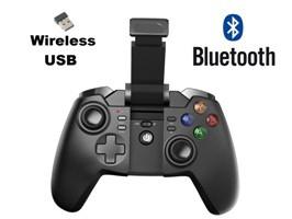 Джойстик Tronsmart Mars G02 беспроводной Bluetooth/Wireless USB +крепление для смартфона