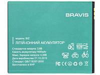 ✅Аккумулятор Bravis Biz (1600 mAh)