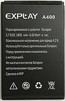 ✅Аккумулятор Explay A400 (1600 / 1800 mAh)