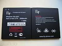 ✅Аккумулятор BL4031 для Fly IQ4403 Energie 3 (2000 mAh)