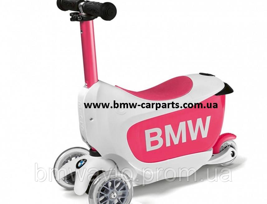 Дитячий самокат BMW Kids Scooter 2018