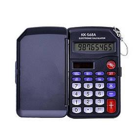 Калькулятор-книжка Kenko KK-568A ( карманный калькулятор )