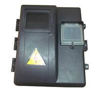 Щит пластиковый под электронный однофазный счетчик  (димбор)