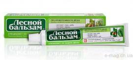 Зубная паста Лесной бальзам 75мл КораДуба