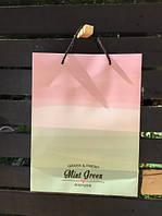 Подарочный пакет Нежность 25 см