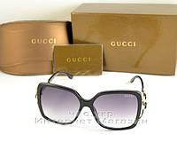 Женсчкие солнцезащитные очки Gucci качетсво градиентная линза модный стиль 2018 года реплика