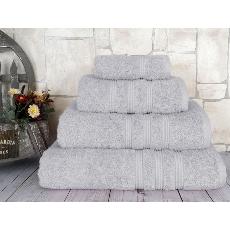 Полотенце Irya - Classis gri серый  50*90 см