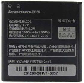 ✅Аккумулятор Lenovo A60+ / BL201 (1500 mAh)