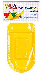 Терка Tega TR-050 для овощей и фркутов желтая