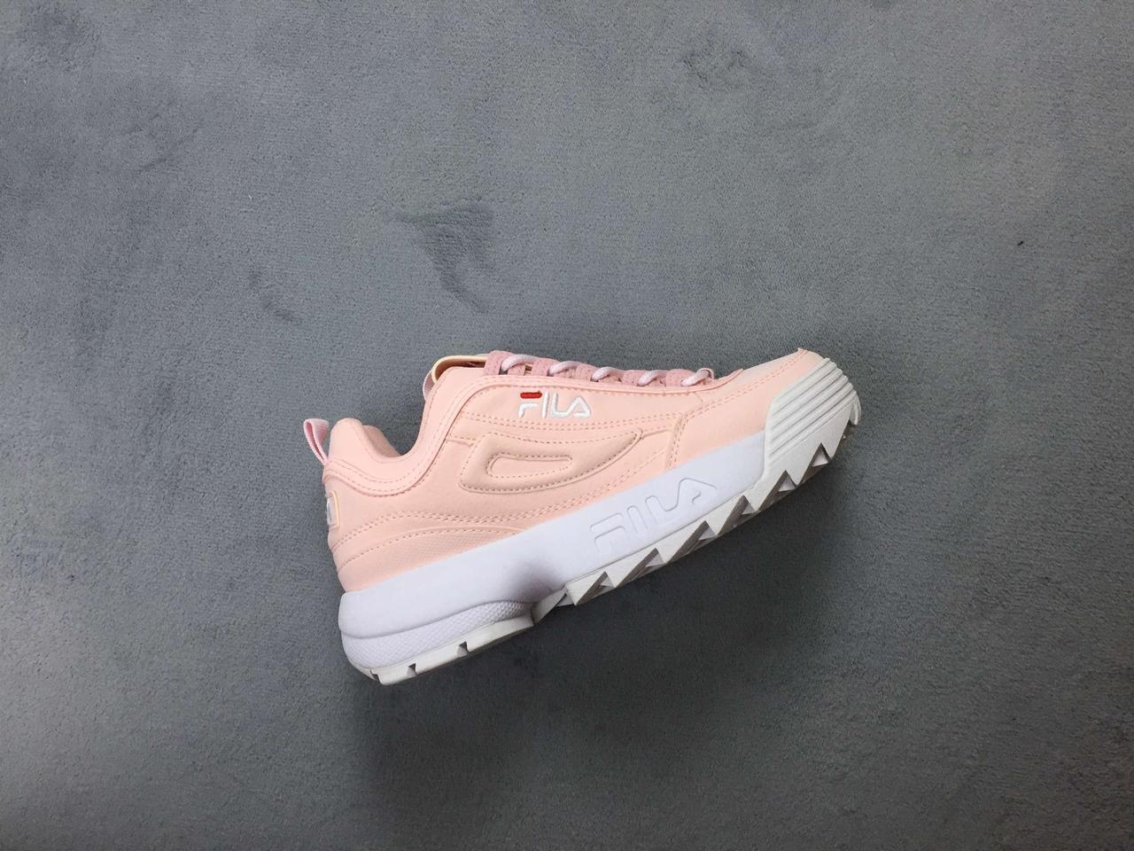 a1e7246f Женские кроссовки Fila Disruptor II Pink, цена 1 595 грн., купить в ...