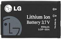 ✅Аккумулятор LG A120 / LGIP-531A (950 mAh)