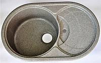 Мойки кухонные гранитные
