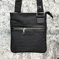 Сумка мужская Calvin Klein 18393 черная, фото 1