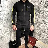 Спортивный костюм EMPORIO ARMANI EA7 18396 черный