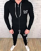 Спортивный костюм EMPORIO ARMANI EA7 D3104 черный