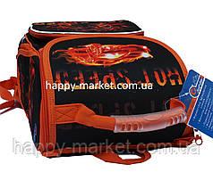 Ранец каркасный школьный ортопедический JOSEF OTTEN Hot Wheels  SM 1813 ж, фото 2