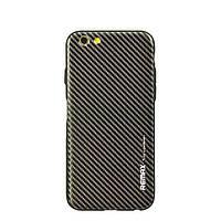 Чехол  Remax Gentleman Carbon  iPhone 6/6S силикон