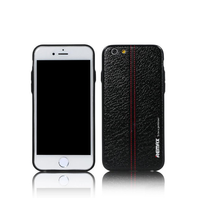 Чехол  Remax Gentleman Strip iPhone 6/6S силикон