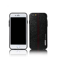 Чехол  Remax Gentleman Strip iPhone 6/6S силикон, фото 1