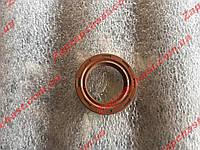 Сальник коленвала (распредвала) Ваз 2108,2109,2110,2115 (28х42х7) БРТ передний малый, фото 1