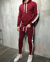 Спортивный костюм с боковыми полосами (9 цветов)