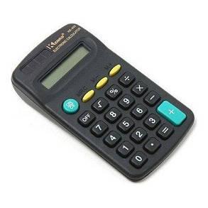 Калькулятор TAKSUN TS-402, КК-402 ( карманный калькулятор ), фото 2