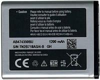 ✅Аккумулятор Samsung B7722 Duos / AB474350BU / AB474350BC / AB474350BE (1200 mAh)