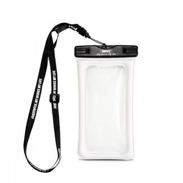 Чехол водонепроницаемый Remax RT-W2 (White)