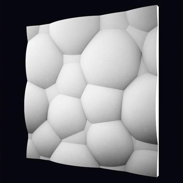 """Гипсовая 3d панель """"Пузыри"""""""