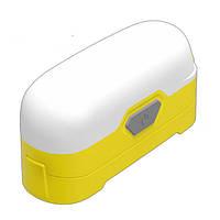 Фонарь Nitecore LR30 (HIGH CRI + RED LED, 205 + 45 люмен, 6 режимов, 1x18650), (Yellow)