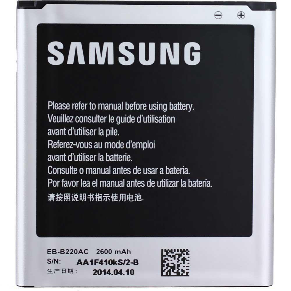 ✅Аккумулятор Samsung G7106 Galaxy Grand 2 Duos / B220AC / EB-B220AE (2600 mAh)
