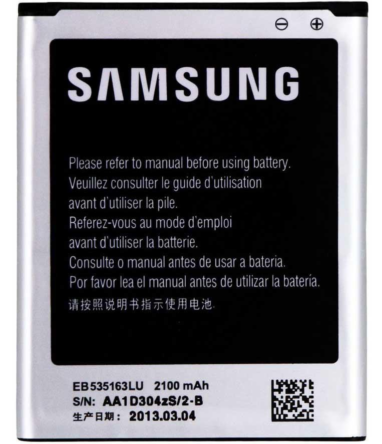 ✅Аккумулятор Samsung i9301 Galaxy S3 Neo / EB535163LU (2100 mAh)