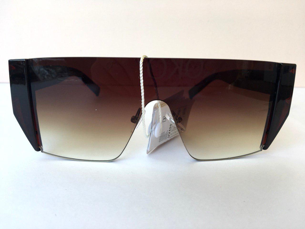 1ff798ee00b4 Стильные солнечные очки квадратные с градиентом, цена 100 грн ...