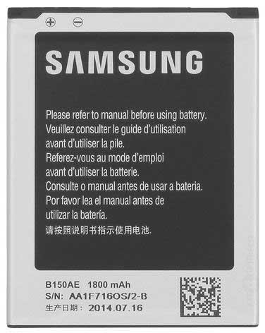 ✅Аккумулятор Samsung i8262 Galaxy Core / B150AE (1800 mAh)