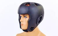 Шлем для бокса литой EVA BO-5649 (р-р М-XL, цвета в ассортименте)