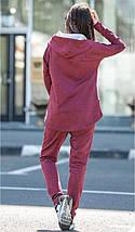 Спортивный костюм из замша, фото 3